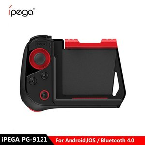 Cgjxsipega Pg -9121 Rote Spinne Game Controller Pg 9121 Wireless Gamepad Bluetooth 4 .0 Gaming Joystick für Android Ios TV-Box Smartphone Tab