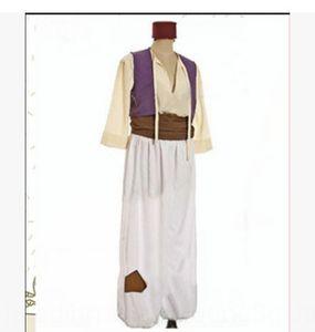 1cGQ3 Acting lâmpada cosplay mágica roupas Acting Aladdin cosplayclothing lâmpada mágica Aladdin