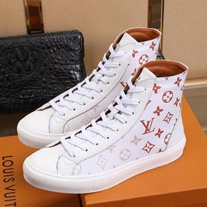 Veloce Scarpe consegna Tatuaggio Sneaker Boot Mens scarpe traspiranti Vintage High Top Kuitixm Plus Size Stivaletti uomo Calzado Deportivo Para Hombre