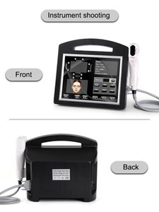 4D Hifu 20000 Shots 12 Lines 2 Cartridges Anti Wrinkle Face Lift Skin Tightening Body Slimming Hifu 4D Hifu beauty machine