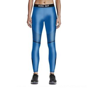 s53eB Синий фон и черная линия спорта на открытом воздухе JY-33005 цифровая печать способа похудения работает цифровые спортивные талии брюки на открытом воздухе