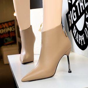 New Rubber Shoes Women Rain Boots For Girls Ladies Walking Waterproof PVC Women Boots Winter Woman Ankle Martins Rainboots 34-40