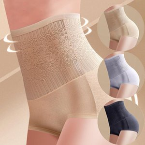 Women Cotton panties Underwear BuLifter Breathable High Waist Trainer Control Panties Body Shaper Women Panty Girdle Shape