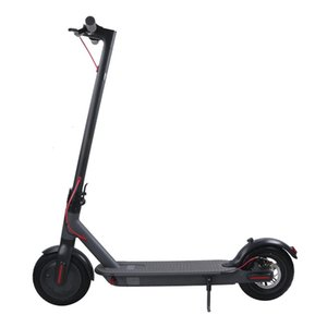 Two Wheels Folding Electric Scooter Shockproof 8.5 Inch Tire 250W Motor 25km h speed 30km max Mileage EU Plug for trip