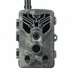 5G Trail камеры HC 810LTE Tracking Охота камеры 16MP Фото Видео Трейл камеры ИК ночного видения Trap Wildlife YeD0 #