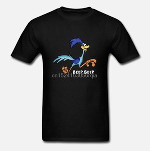 Beep Beep Looney Tunes Coyote fumetto 443 maglietta Nuova Roadrunner T Shirt