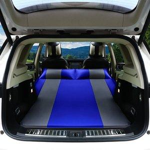 Другие аксессуары для интерьеров Автоматический надувной автомобиль Путешествующая кровать Внедорожник Воздушный матрас для заднего сиденья Крышка кемпинга Компутация ПВХ ткань в наличии
