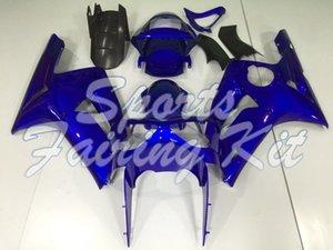 Обтекатель для 636 ZX6R 2003 - 2004 Синий обтекателя комплекты ZX6R 2004 обтекателя Kits ZX6R 2004