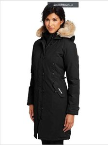 Manteau de marque pour femmes blanc GOOSE Warm Sports de plein air en plein air veste en duvet pour femmes avec logo de la marque hiver froid de plein air noir rose blanc rouge manteaux