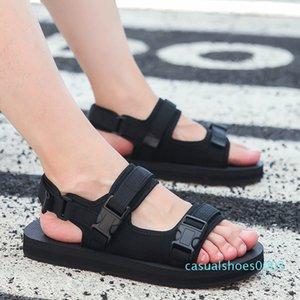 Summer Sandals Men 2019 New Fashion Beach Shoes Men's Sandals And Slippers Summer Tide Outdoor Erkek Sandalet Sandale Homme c03