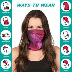 yetişkin Amerikan Bayrağı Yüz bandanas Boyun tozluk Isıtıcı Windproof Toz Yüz Müzik Festivalleri için Bandana Fonksiyonlu Maske Protect Maske