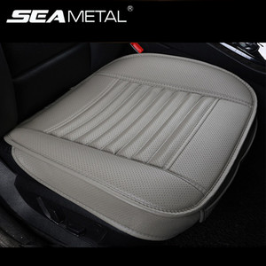 Leather Car Seat Covers universale Interni copertura di sede Vetture Seat-Cuscino Protettore Sedili Chair Mats Accessori per automobili