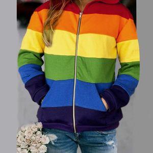 Sport laufende Jacken Hoodie Frauen-Drucken Hooded Zipper Langarm-Top-Sweatshirt Frauen Trainning Übung Mantel #z