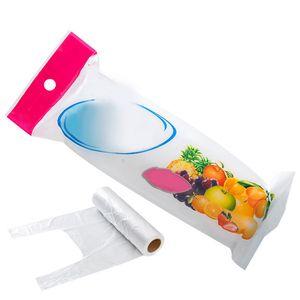 Easy Split Disposable Kitchen Supplies Storage Food Saver Fresh-keeping Bags