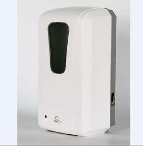 Infrared sensor soap dispenser wall-mounted directly used in shopping malls and restaurants