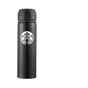 16oz Starbucks Stainless Steel Tumbler Cup Coffee Mug Support Custom Logo By UPS