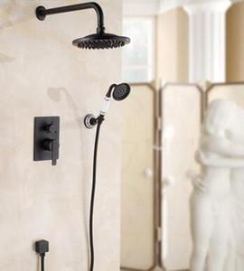 Montato trustbde Set parete bronzo macerie olio freddo doccia bronzo parete Nel caldo bagno Els10 Bagno E sistema finito Doccia sqcdpG