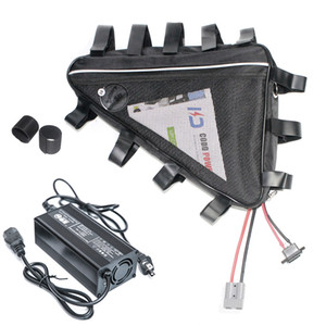 Keine Steuer 72V 21AH Lithium-Ionen-Batterie eBike 3000W elektrisches Roller-Pack mit 50A BMS 84V 7A Charger Freiem Triangle Bag