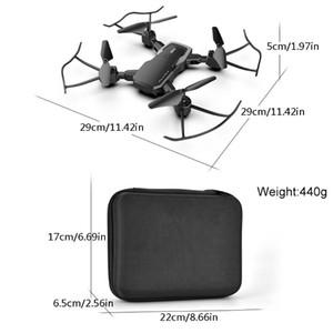 F85 RC Drone 2.4G 4K 1080P Camera WIFI FPV Altitude Holding Follow Me Foldable Quadcopter