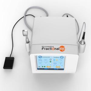 máquina microneedling rf aguja micro fraccional para reafirmar la piel de elevación arrugas estrías eliminación pigmentación eliminación