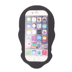 Iphone 6 6s için Artı Ücretsiz Kargo ile Cgjxs Kılıf 3d x Xr Xs Telefon Kapağı Maske Silikon