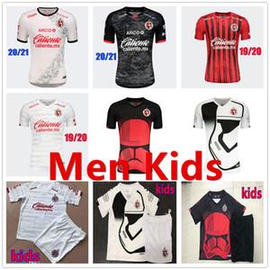 Hommes Kids 2020 2021 Xolos de Tijuana Jersey Jersey Kits de garçons 19 20 21 Starry Sky Edition limitée Rivero Lucero Bolanos Football Shirt