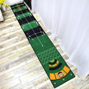 50*300cm Carpet for Living Room Mat Non-slip Golf Practice Blanket Indoor Office Corridor Carpets Bedroom Floor Rug Nordic Style