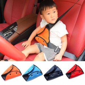 Car Safe Seat Adjuster ceinture de sécurité voiture Ceinture Adjust dispositif Triangle bébé protection de l'enfance Sécurité pour bébé Protection Accessoires Q1mb #