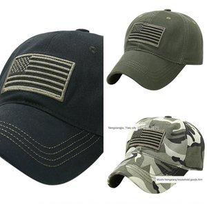 Cotton pico Bandeira nacional Pointed baseball Cap Cap SWATBaseball