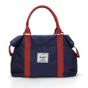 حقائب الأمتعة للمرأة السفر اليد قدرة المرأة الكبيرة في عطلة نهاية الاسبوع حقيبة ليلة وضحاها الرجال السيدات واق من المطر حقائب كبيرة حقائب من القماش الخشن