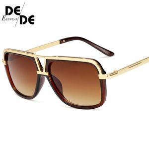 DesolDelos Erkek Güneş Gözlüğü Yeni Büyük Çerçeve Gözlüğü Yaz Stili Marka Tasarım Güneş Gözlükleri Gafas De Sol UV400 2020 Yeni
