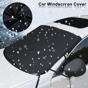 Car Windscreen Mirror Shield Cover Frost Ice Snow UV Sun Dust Shade Screen Protector