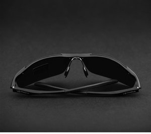 Wholesale-VEITHDIA 6529 Magnesium Aluminum Polarized Sunglasses Men Sports Sun Glasses Driving Mirror Goggle Eyewear Male Accessories