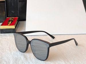 Jack bye Hommes Femmes Lunettes de soleil mode Lunettes de soleil ovale Protection UV Traitement des lentilles miroité sans cadre couleur plaqué cadre viennent avec la boîte