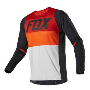 Équipe moto VTT de descente VTT Offroad Jersey chemise locomotive vélo MX cross-country maillot VTT CYCLING