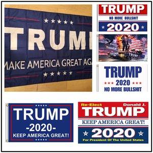 ABD Stok! Bayrak 90 * 150cm (3 ft * 5 ft) Başkanı ABD Donald Trump Seçim Bayrağı Donald Bayraklar FY6061 için Boyut Polyester bayrak Amerika Yine