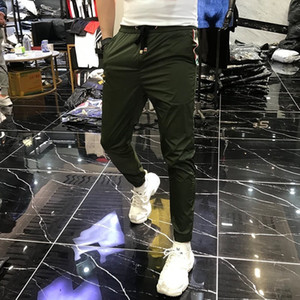Designer joggers for men mens clothing men joggers best sell Free shipping hot Fall beautiful modern style simple elegant I4TN