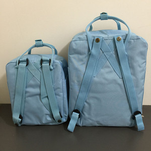 نيو فوكس كيد الطالب حقيبة الظهر نايلون CROSSBODY Shoulderbag المرأة نمط تصميم الأزياء حقيبة المدرسة جديد الرياضة العلامة التجارية حقيبة يد