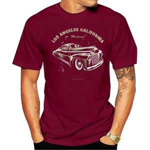2019 Мода Горячего HotRod Reparatur PinUp Гараж TShirt Auto Waschen Олдтаймер Classic Car Werkstatt T Shirt