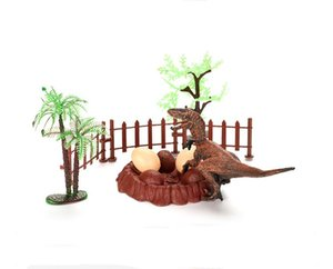2 mini mixed simulation dinosaur models toy for kids inspire imagination and enhance memory cognition birthday gift 05