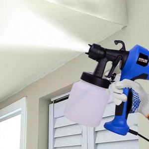 800ML spray gun with compressor spray gun airless sprayer household paint sprayer electric easy to car woode