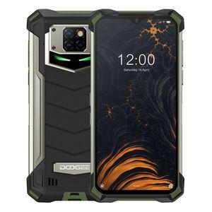 Doogee S88 Pro Thone Rugged, 6GB + 128GB IP68 / IP69K impermeable a prueba de polvo a prueba de golpes, MIL-STD-810G, batería de 10000mAh, 6.3 pulgadas Android 10.0