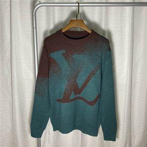 Herren Friseur Pullover Männer lässig Rundhals Langarm-Pullover Männer hohe Qualität Sweat-Shirt schwarz Größe S-2XL