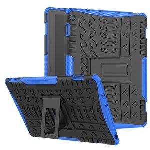 cgjxs 50pcs sargento anti -Drop caja de la tableta Huawei MediaPad T5 M5 Lite Samsung Tab Una S6 T865 de Lenovo Tab E7 4 Para Ipad