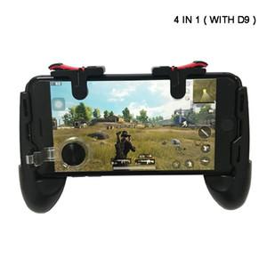 2020 Pubg Gamepad mobile Pubg Controller pour téléphone L1R1 Grip avec joystick / Trigger L1r1 Pubg Boutons feu pour iPhone Android IOS