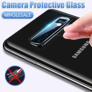 Lens Protector Glass On The Для Samsung Galaxy S8 S9 S10 Plus S10e закаленное стекло Note10 8 9 Plus экран камеры Защитная пленка