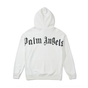 20SS hip-hop rue principale PA lettre les femmes de Palm sweat à capuche hommes de mode et sweat à capuche amoureux Angel:-match d'impression tsBka de mode