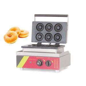 free shipping Commercial Use Electric Type nonstick Mini Dutch Pancakes Poffertjes Maker Machine Iron Grill donut Baking Pan maker machine