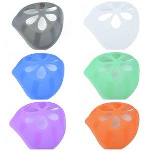 3D Silikon Yüz Parantez mascarilla İç Destek D2 4yt Freely Mini 2 Breathe Parantez Katı Renk Anti Toz Maskesi Maske