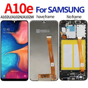 Lcd Display Screen Digitizer Assembly for Samsung Galaxy A10e SM-A102U A102U Lcd Replacement Parts